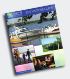 Chamber of Commerce Visitors Guide