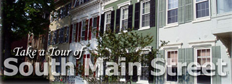 Take a Tour of South Main Street