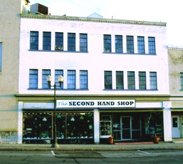 Second Hand Shop\